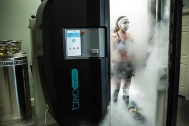 In recent years, cryotherapy has emerged as a popular method among athletes.