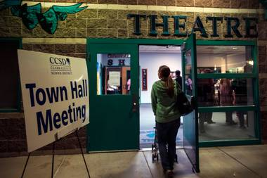 Throughout five public meetings, CCSD heard from nearly 300 people, and there were more than 1,000 check-ins.