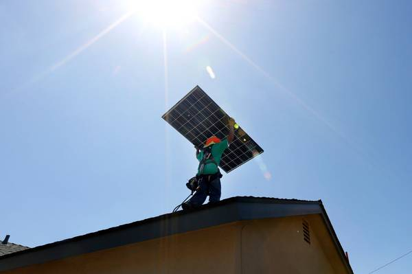 Making solar power more accessible to low-income Nevadans