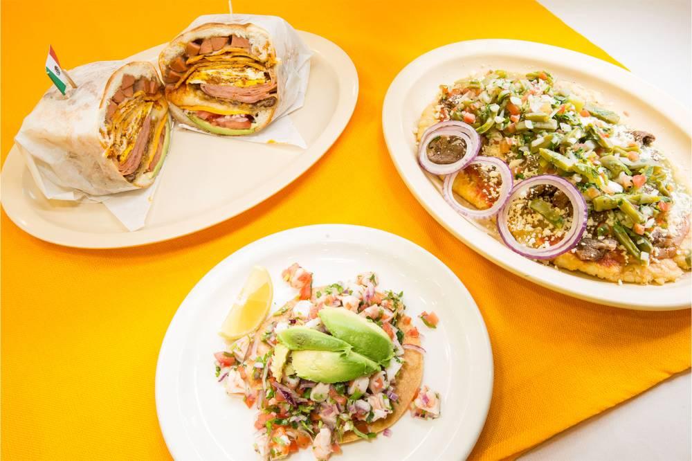 Best Mexican Food Downtown Las Vegas