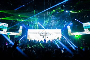 """In Vegas, most [venues] tend to be either EDM or hip-hop. Parq gives the best of both worlds."""