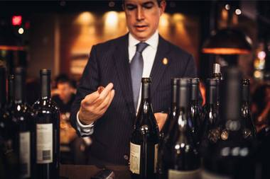The Sommelier Smackdown is one tasty battle.