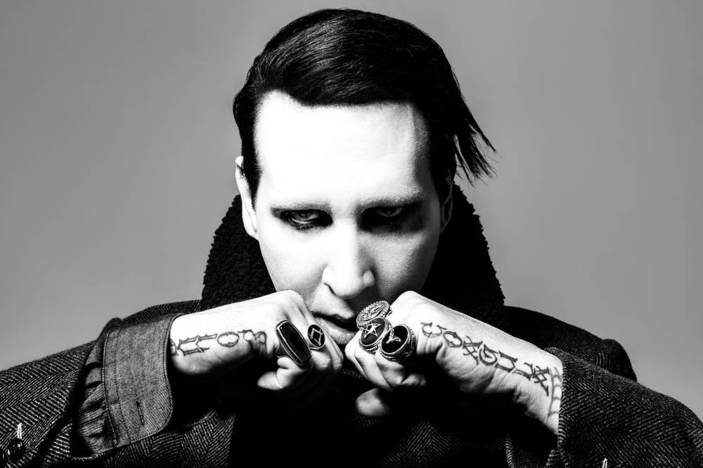 Marilyn Manson Parents