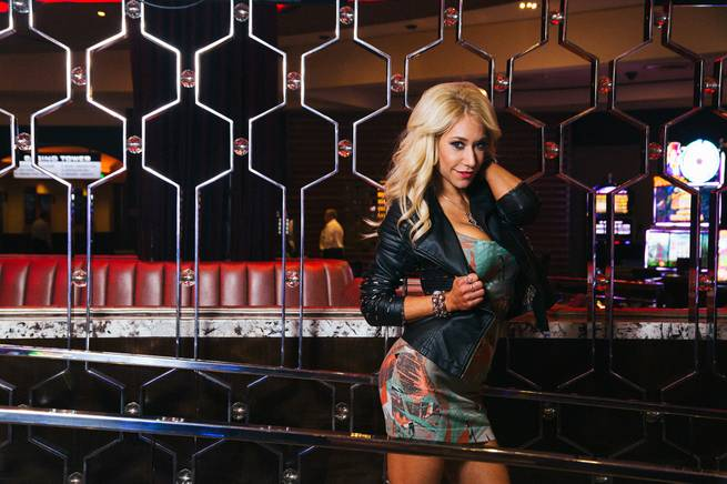Find Lydia Ansel at the Center Bar at the Hard Rock Hotel Wednesdays through Saturdays.