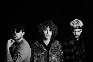 DJ trio Cheat Codes kicks off its 2018 residency with a show at Intrigue Friday night.