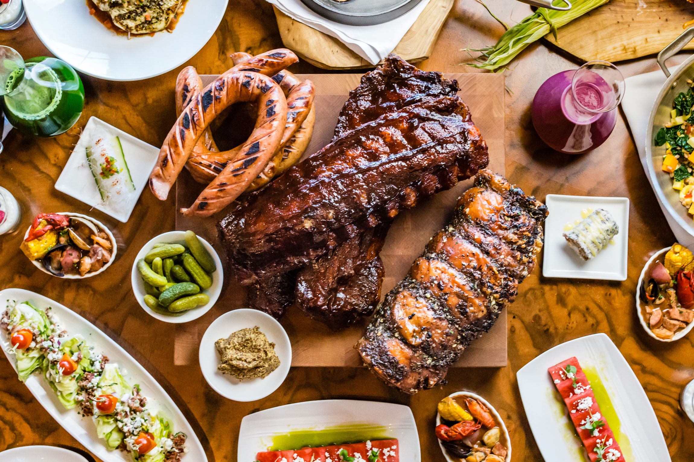 Go Brunch Crazy At Aria S All You Can Eat All Week Long Las  # Buffet Bas Long Bureau
