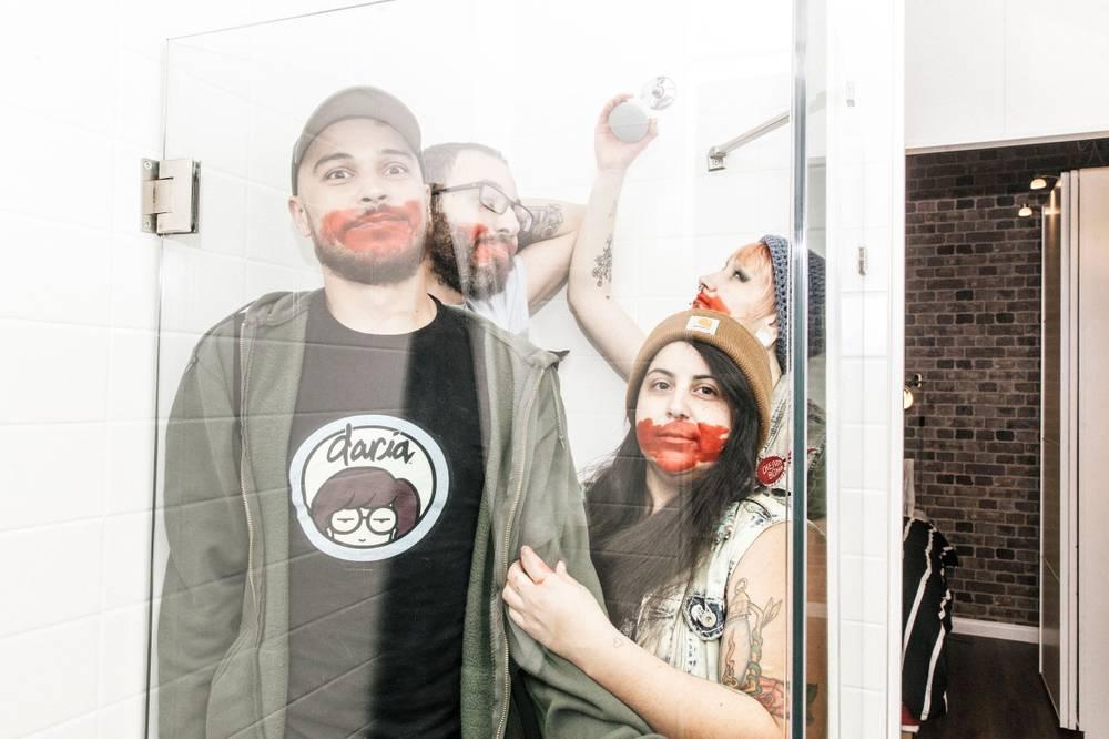 On its new ep vegas band moon blood says its okay not to feel okay image malvernweather Images