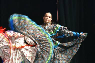 Catch Ballet Folklorico January 27 at Winchester Cultural Center.