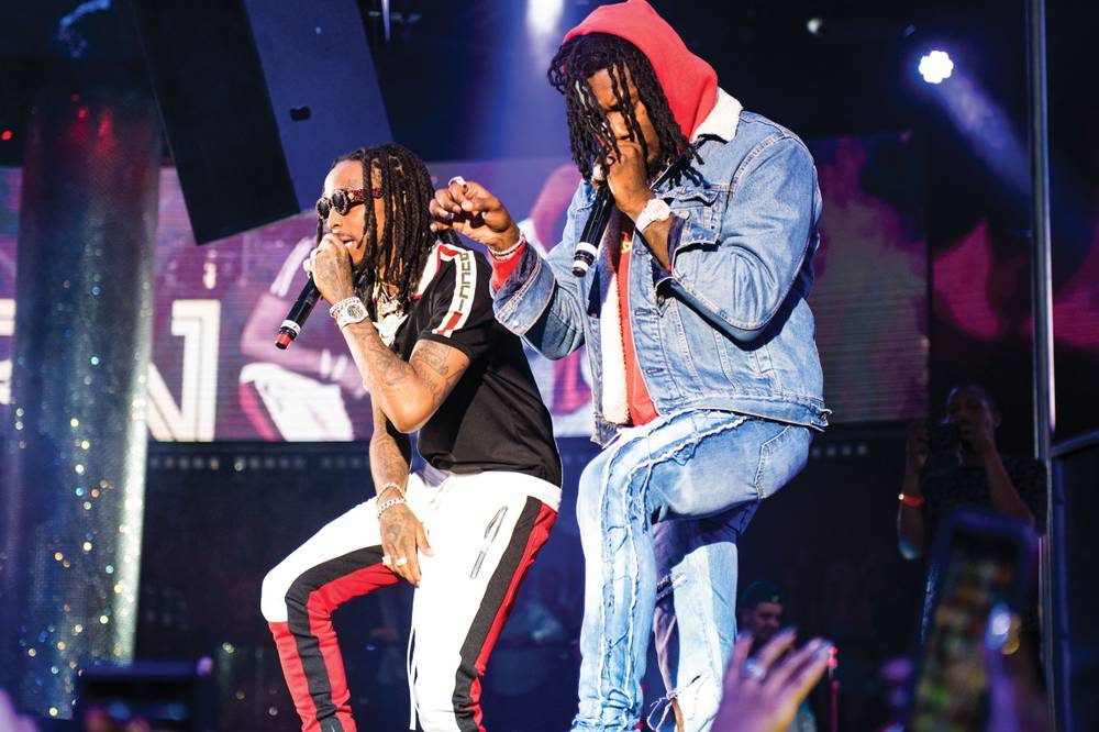 7cccc577e303 Club shorts: Migos at Drai's, The Rewind at Hyde and more - Las ...