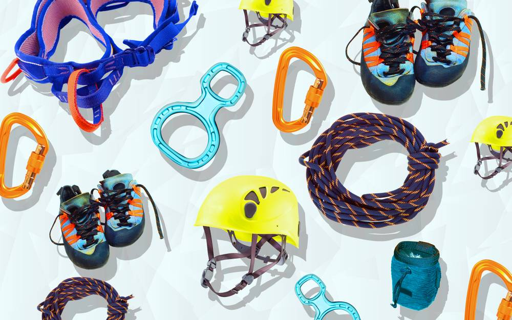 Recommended rock climbing equipment - Las Vegas Weekly