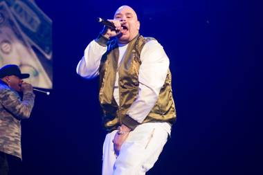 Also, Fat Joe performs a full concert at Drai's.