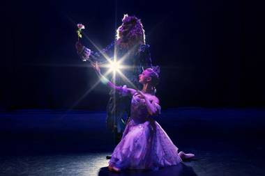 Nevada Ballet Theatre's Beauty and the Beast.