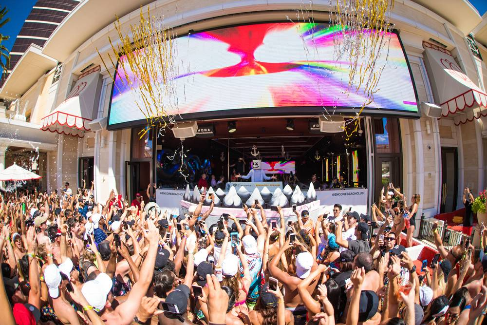 Encore Beach Club Restarts The Party On March 2