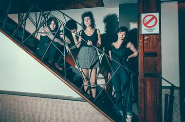 The two-day traveling fest features Atlanta-based punk band The Coathangers and LA's Cambodian psych-rock outfit Dengue Fever.
