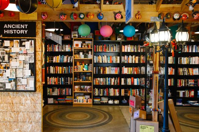 The Writer's Block Book Shop