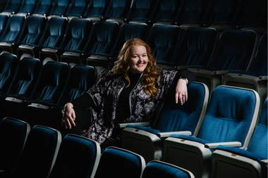 Nevada's coalition included arts leaders, high school students and Sarah O'Connell, a Las Vegas-based theater director and founder of the website