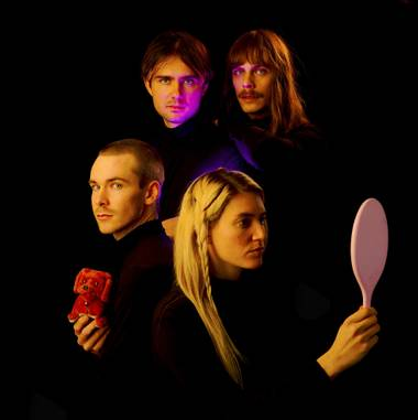 Berlin/NYC outfit Fenster will blends dream-pop, jazz, funk and indie rock March 24 at the Artisan.