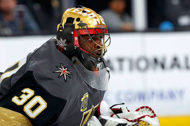 After A Slow NHL Start, Malcolm Subban Has Emerged As A Strong Netminder For The Golden Knights