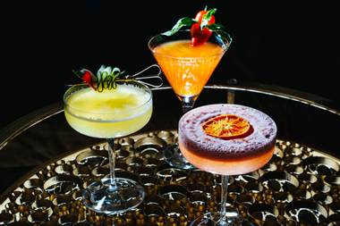 These libations are created with our astrological characteristics in mind.
