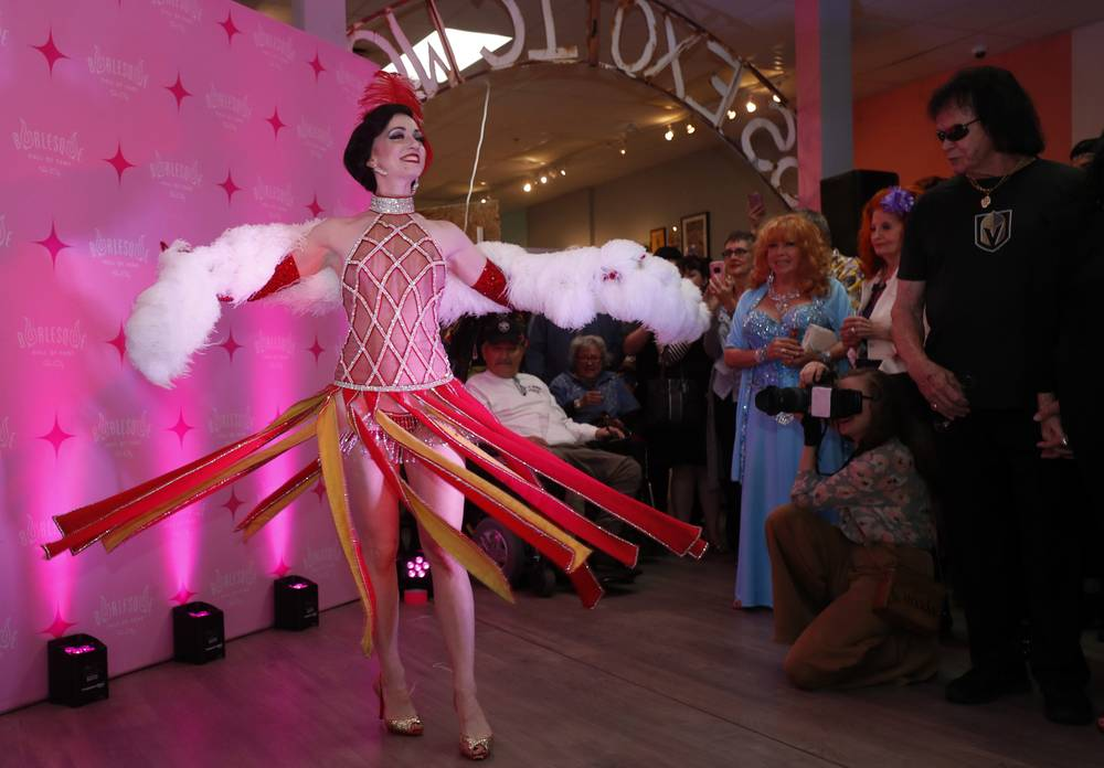 The Burlesque Hall Of Fame Debuts Its Bigger And Sexier New Museum Las Vegas Weekly