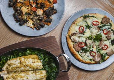 The new Italian spot in Summerlin falls somewhere between Scarpetta and D.O.C.G. with its casual cuisine and price points.