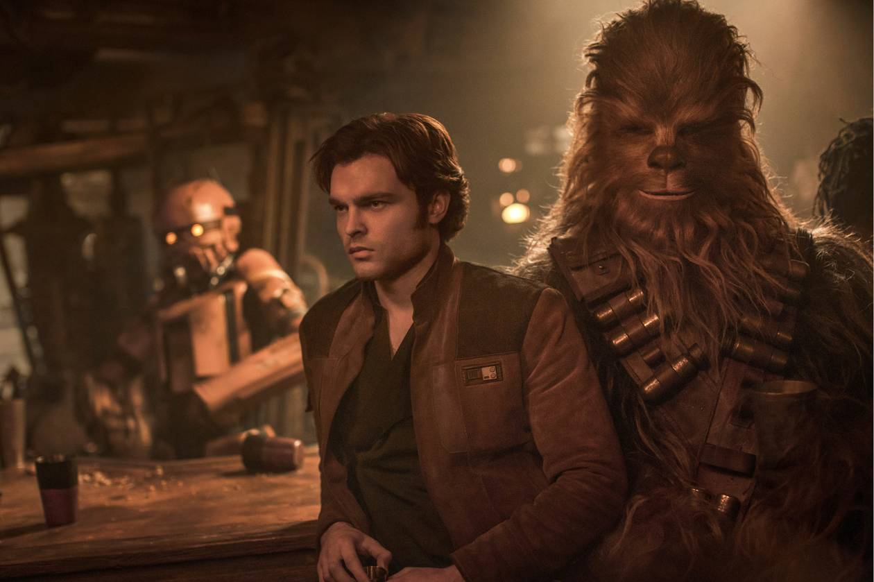 Solo: A Star Wars Story opens Valleywide on May 25.