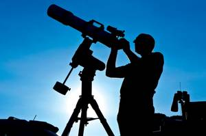 Las Vegas Astronomical Society of Nevada <em>(Sun File></em>
