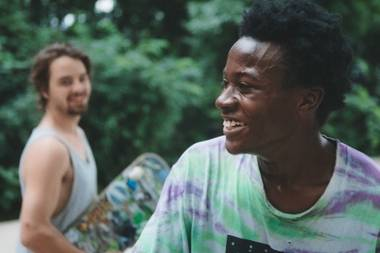 "Bing Liu's ""Minding The Gap"" screens at LVFF 2018."
