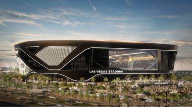 Skeptics say the money should have gone to education, but Mark Davis believes the benefits of having the Raiders here will help ease tensions.