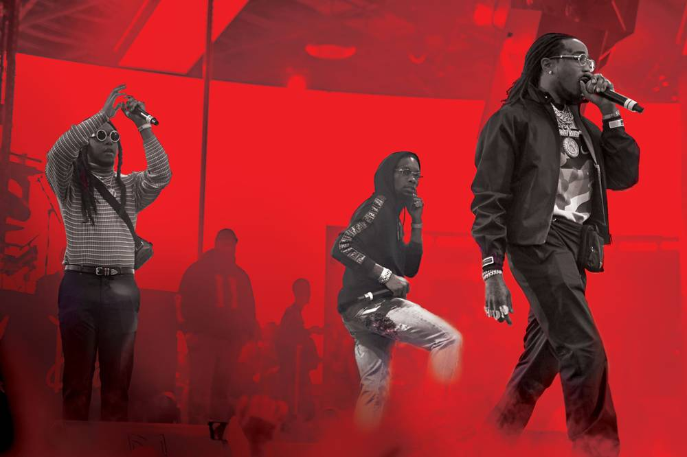 Add Migos to your list of must-see Vegas headliners - Las