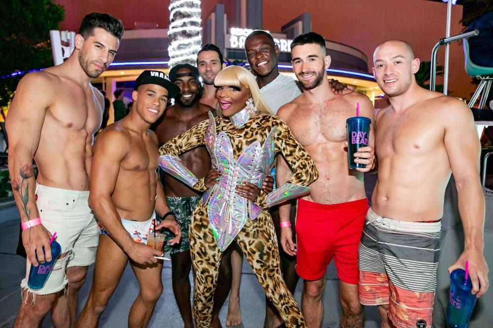 Electric Safari Heats Up At The Flamingo Las Vegas Weekly