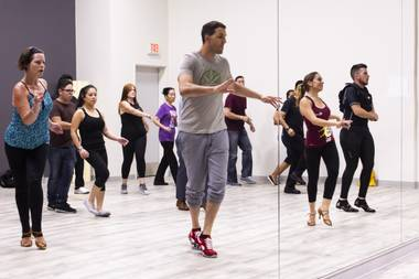 New megastudio Rhythms Dance Studio and Event Center has 22 employees, 37 weekly classes and a Saturday social featuring DJs and performers from around the world.