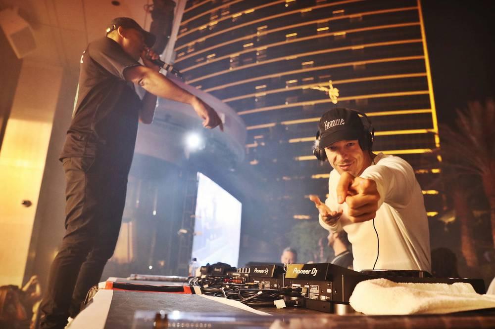 Major Lazer Hits Encore Beach Club On July 8
