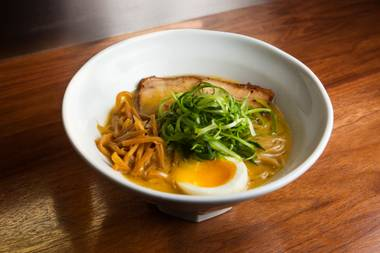 You're so addicted to pork ramen, you've never gone the chicken route. Until now.