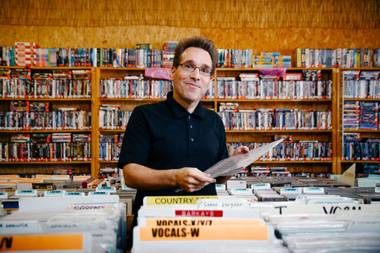 Best Record Store Convo: Joey McDonald at Record City
