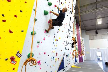 Best Rock Climbing Gym: Origin