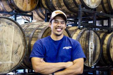 Best Beer Pairing: Big Dog's Brewing Company and Brewmaster Dave Pascual
