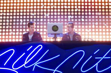 Diplo and Mark Ronson are Silk City.