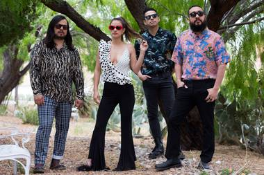 The Chamanas play the Bunkhouse Saloon on August 6.