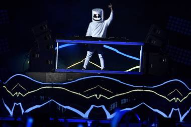 Marshmello returns to EBC on August 3.