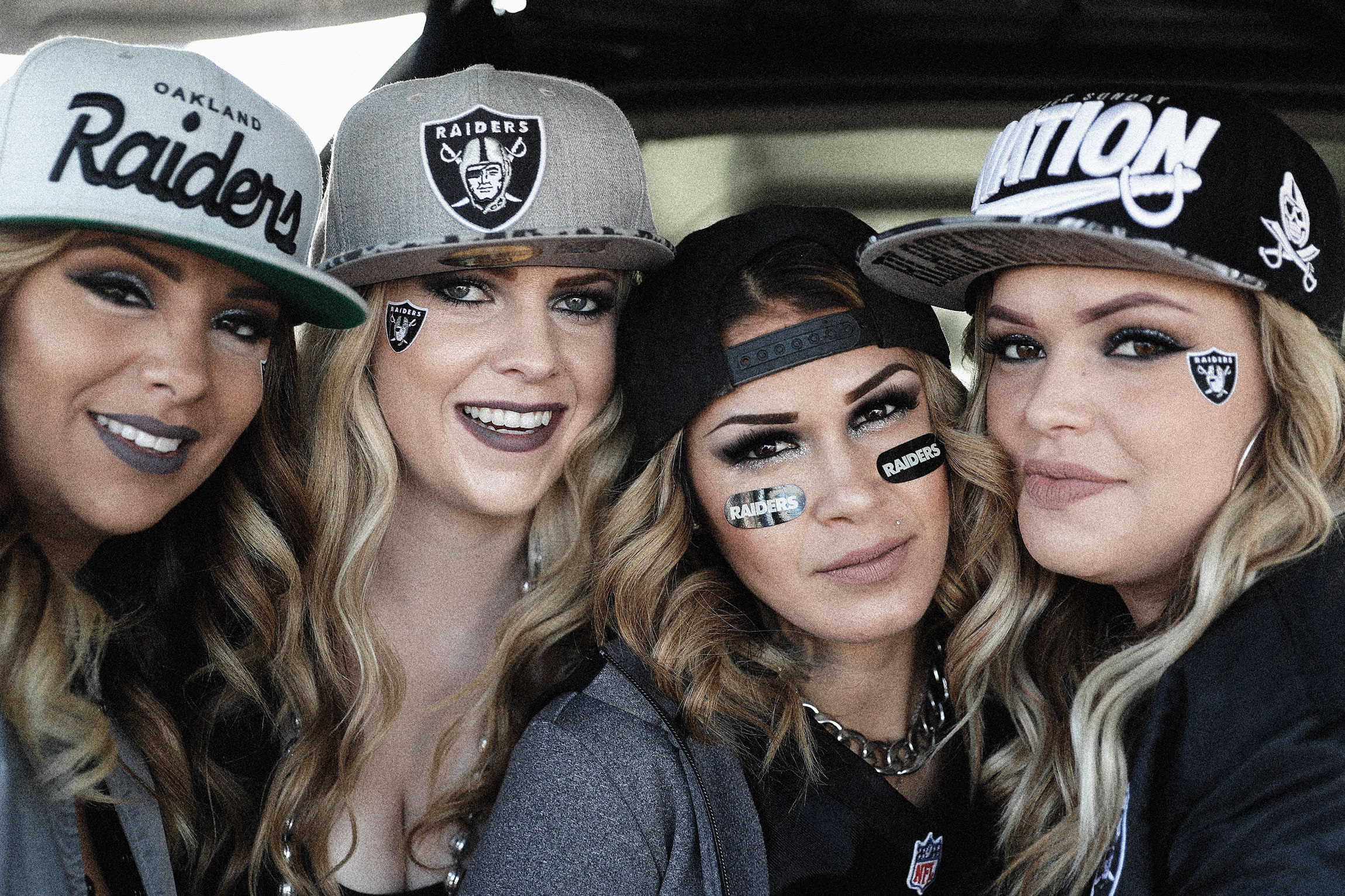 Real fans wear black: An introduction to Raider Nation - Las