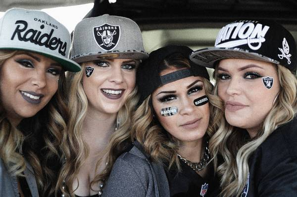 Real Fans Wear Black: An Introduction To Raider Nation