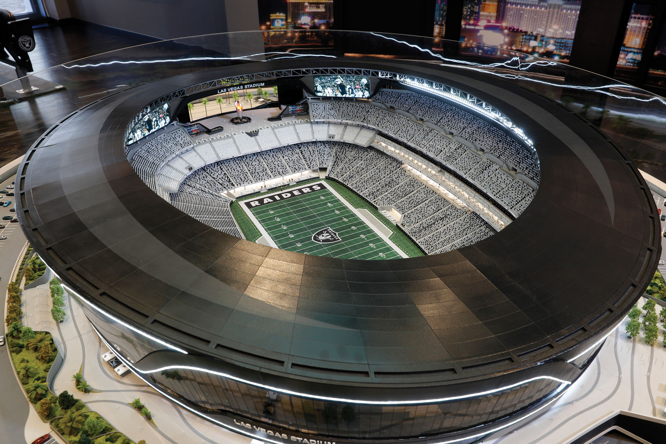 Five Things To Know About The Raiders Future Home Las Vegas Weekly
