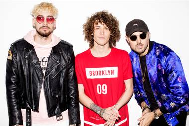 Cheat Codes invades Intrigue on September 29.