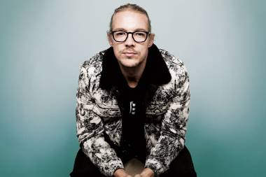 Diplo returns to XS on October 12.