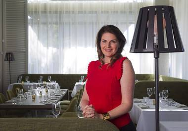 She helped open the Bellagio 20 years ago this month and she's been changing the face of dining in Las Vegas ever since.