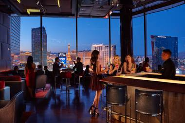 It's still one of our favorite Strip hideaways, and those floor-to-ceiling windows remain the stars.