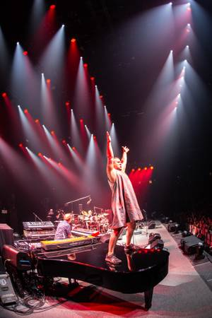 Concert recap: Phish makes its four-night Vegas Halloween