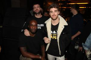 The Chainsmokers & Virgl Abloh at XS