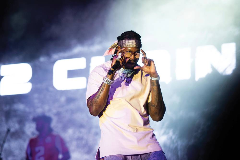 2 Chainz at Drai's and other Vegas club musts this week